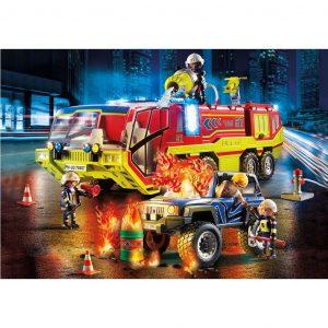 Playmobil Camion dei Vigili del Fuoco