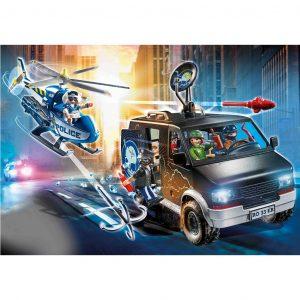 Playmobil Furgone della banda di ladri