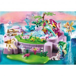 Playmobil Lago incantato delle fate