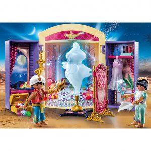 Play Box 'Principessa d'Oriente con genio'