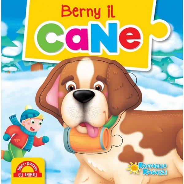 """Raffaello Libro """"Berny il Cane"""""""