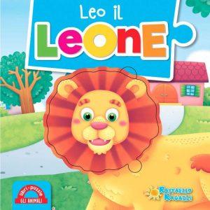 """Raffaello Libro """"Leo il Leone"""""""