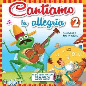 """Raffaello Libro """"Cantiamo in Allegria 2"""""""