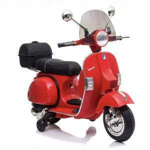BabyCar Vespa PX-150 Full Rosso