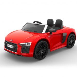 BabyCar Audi R8 Rossa
