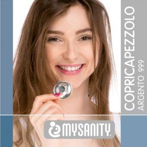 MySanity Paracapezzoli In Argento 999